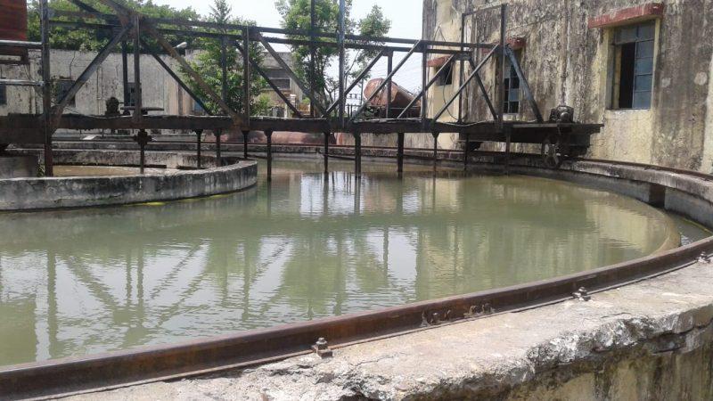 जल संस्थान का लोगो के स्वास्थ से खिलवाड़