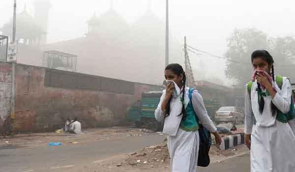 प्रदुषण पर केंद्र और दिल्ली पर बरसा सुप्रीम कोर्ट