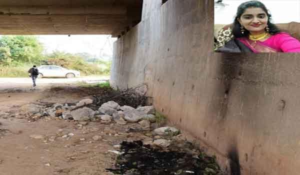 हैदराबाद में महिला चिकित्सक को गैंग रेप, हत्या के बाद जलाया