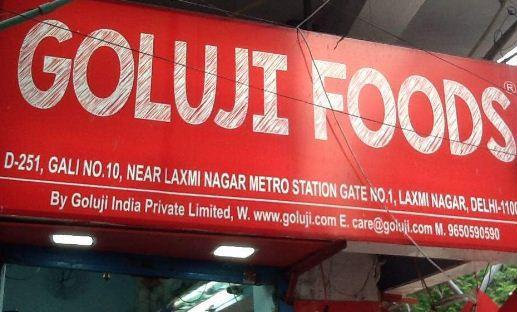 Goluji Foods Delhi