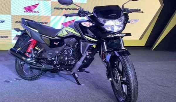 हौंडा ने उतारी देश की पहली बीएस6 बाइक
