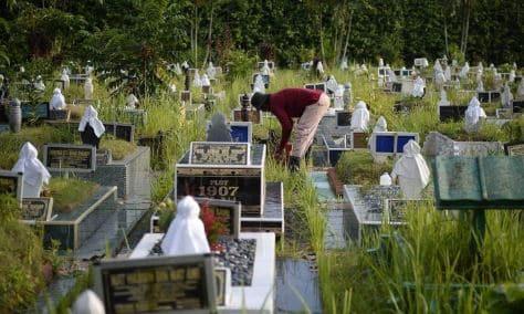 मुस्लिम कोरोना मरीज के शव दफनाएं नहीं, शवदाह करे:रिजवी